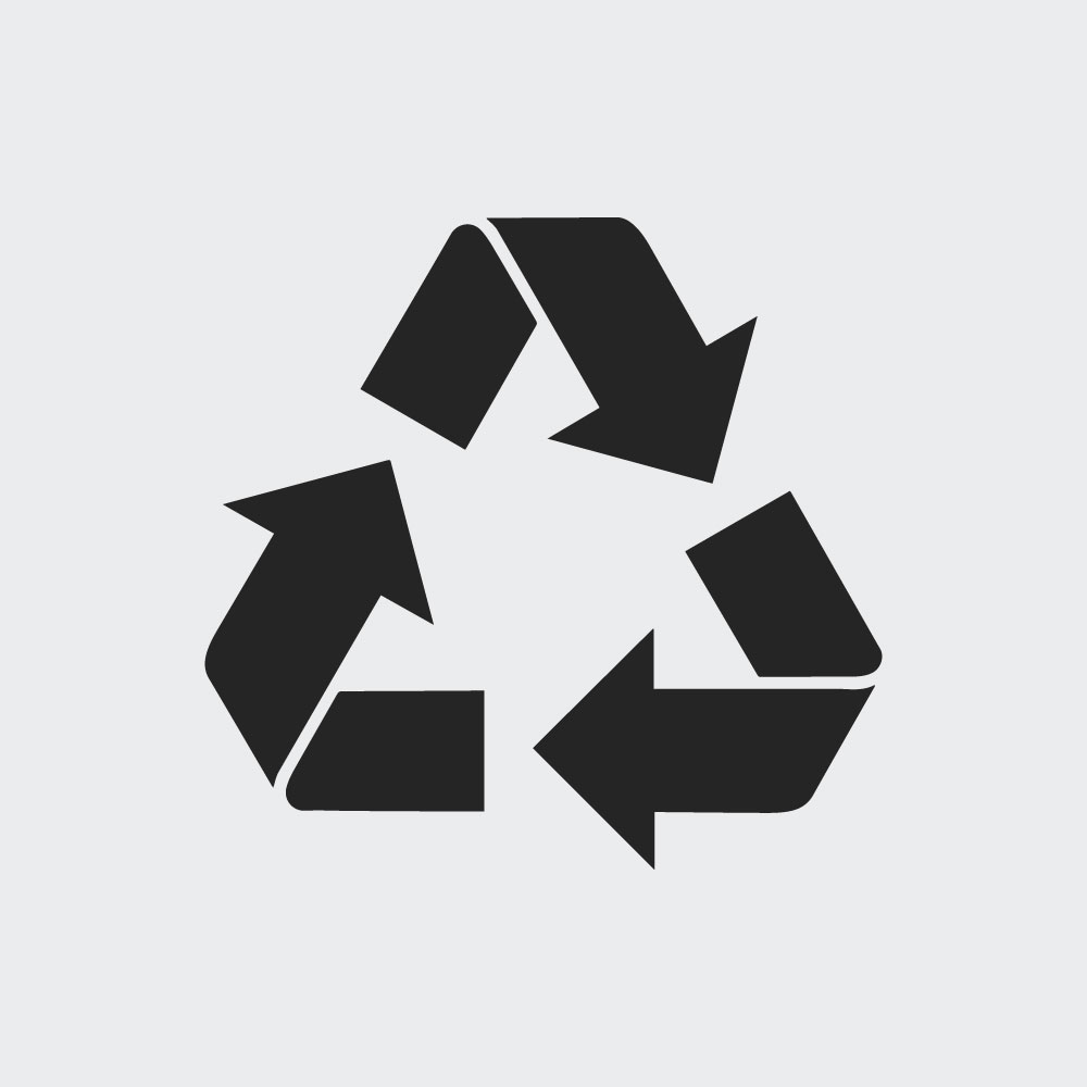 Recycle Stencil
