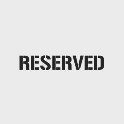Reserved Stencil